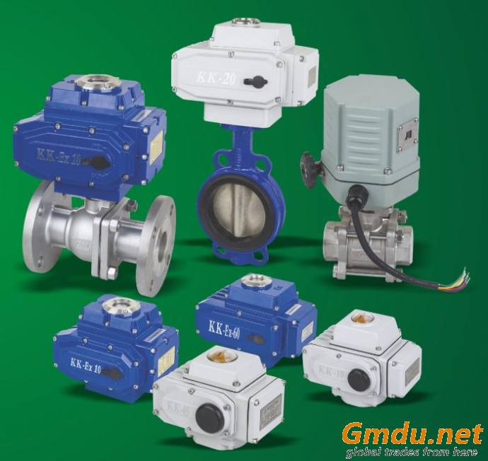 explosion proof electric actuator