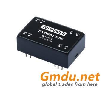 8W Wide Input Voltage DC/DC Converters TP08DA