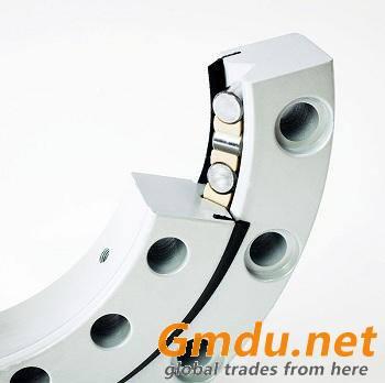 XSU 140644 cross roller slewing bearing without gear teeth 714*574*56mm
