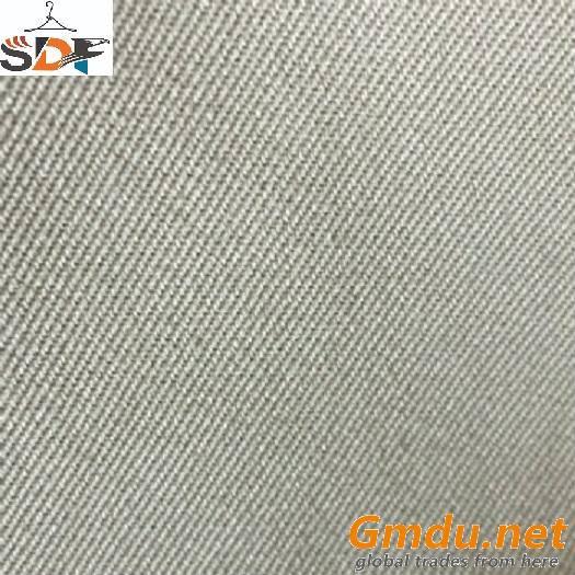 Poly Viscose Cotton Linen Suit Fabric