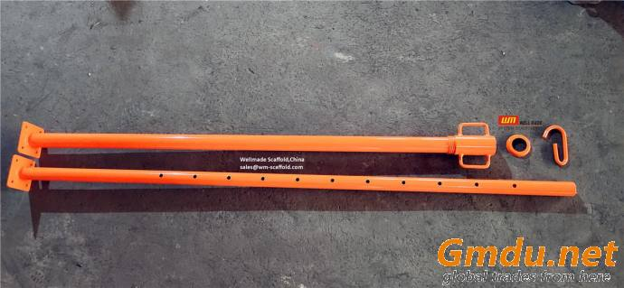 Construction Shoring Post Adjustable Steel Acrow Prop