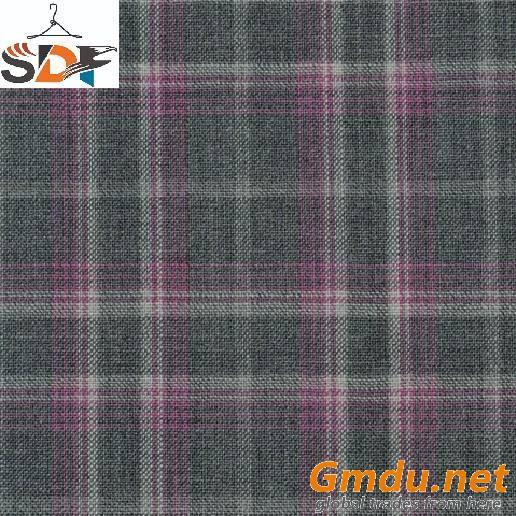 Polyester Viscose Lycra Fabric