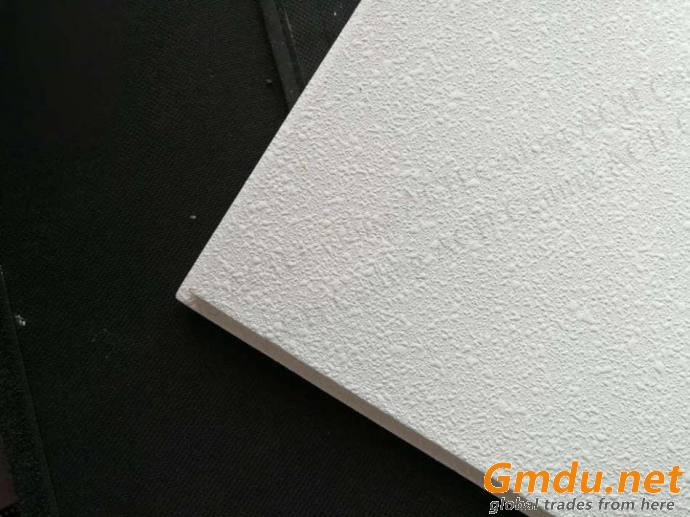 Non-Paper Gypsum Board with Reinforce Fiber Glass