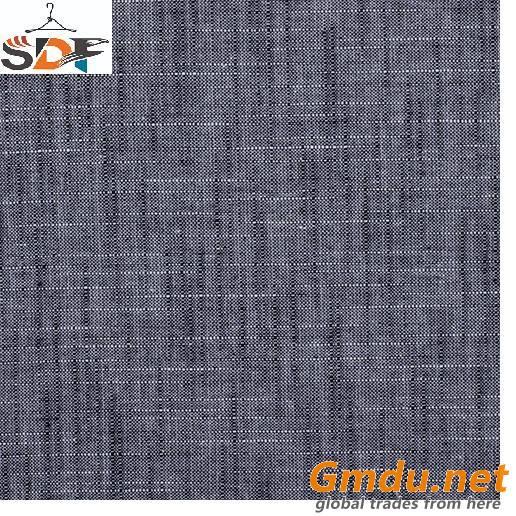 Blend Suit Fabric / Poly Viscose Cotton Linen Fabric