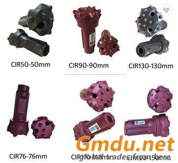 CIR Series Low Air Pressure DTH Button Bits