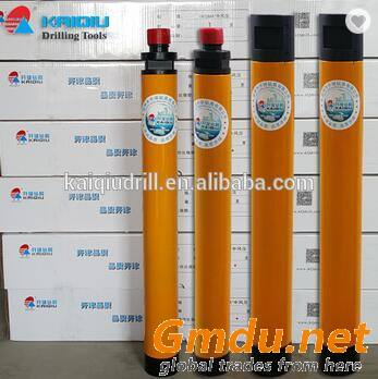 """3.5""""/4""""Medium Air Pressure DTH hammer for rock quarrying/water well drilling"""