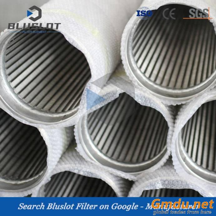 Stainless Steel Water Well Screen Johnson Filter Mesh Screen
