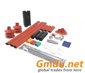 Cable accessory cold shrinkable termination kits power cable termination kit