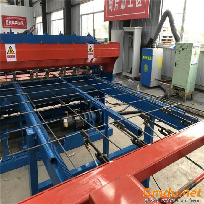 Tunnel manual wire threading machine