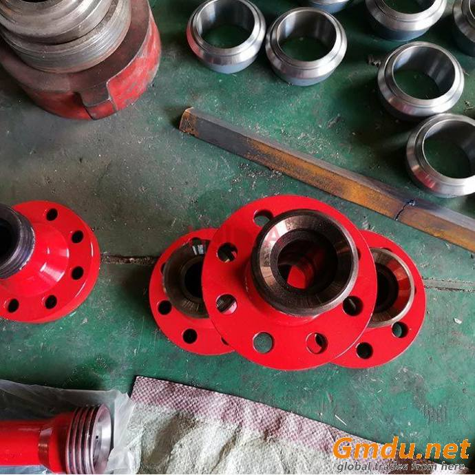 ANSI B 16.5 Forged Flanges
