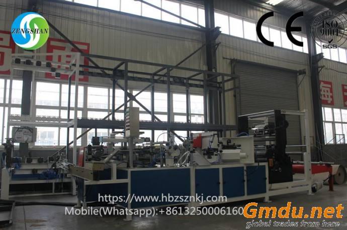 ZSZ-2017 automatic conical paper tube production line reeling part