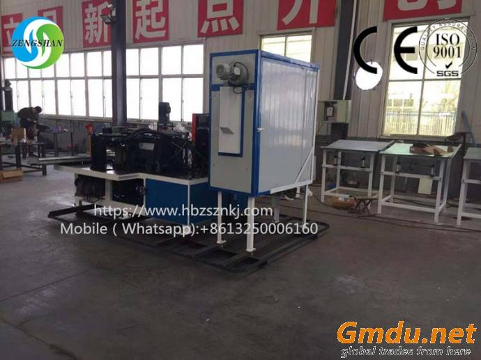 ZSZ-2017 automatic conical paper tube production line after finishing part