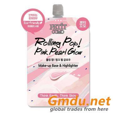 Rolling POP! Pink Pearl Glow