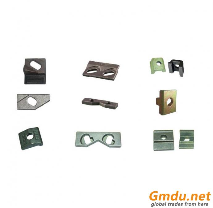 Rail Clamp Plates