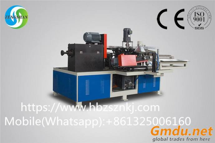 ZSZ-2020 automatic paper cone after finishing machine