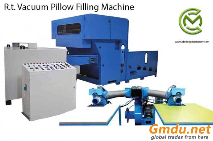 Pillow Filling Machines