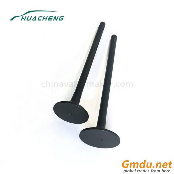 Truck parts engine valve for HOWO ZQD12