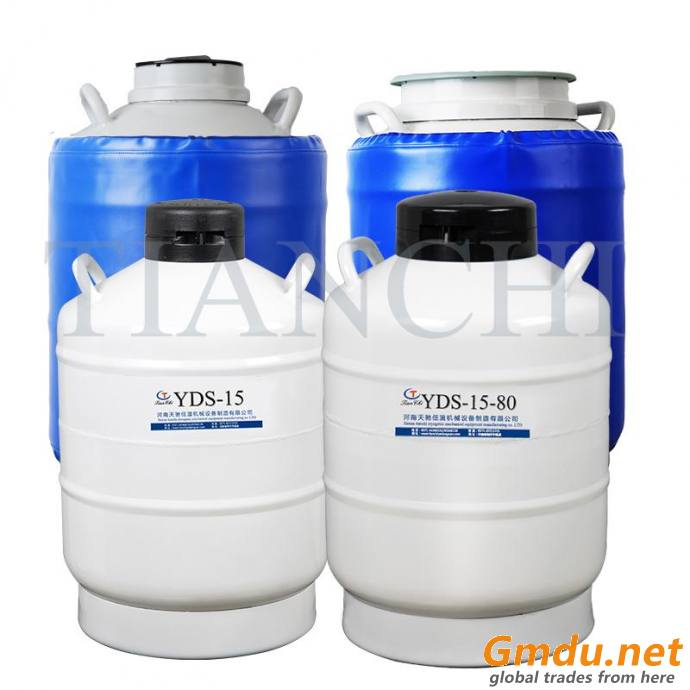 tianchi cryocan nitrogen container yds-15/20L liquid tank price