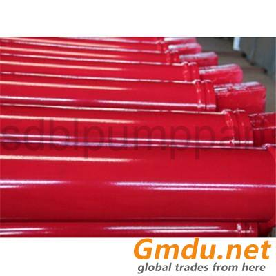 Concrete Pump parts Twin Wall delivery pipe