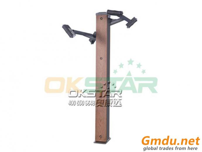 outdoor fitness equipment for disabled people Chest Training