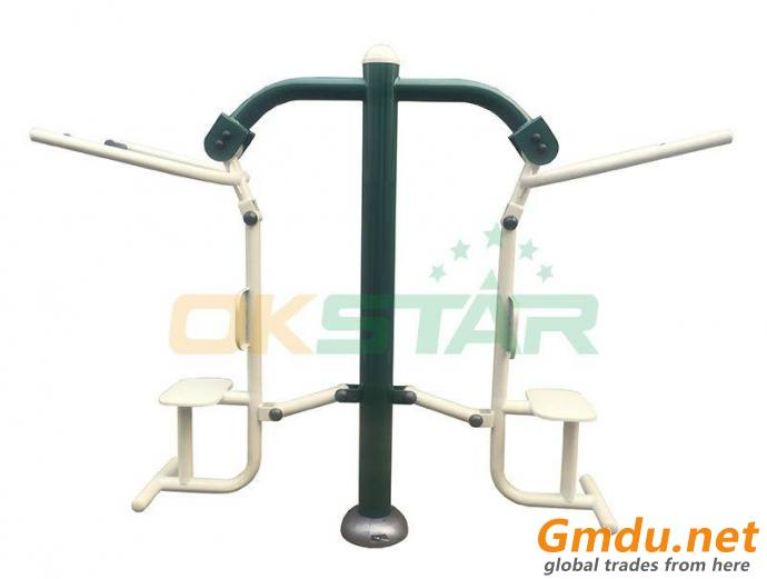 TUV certified outdoor fitness products Pull Down