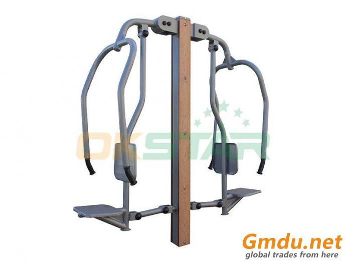 wpc outdoor exercise equipment Chest Press