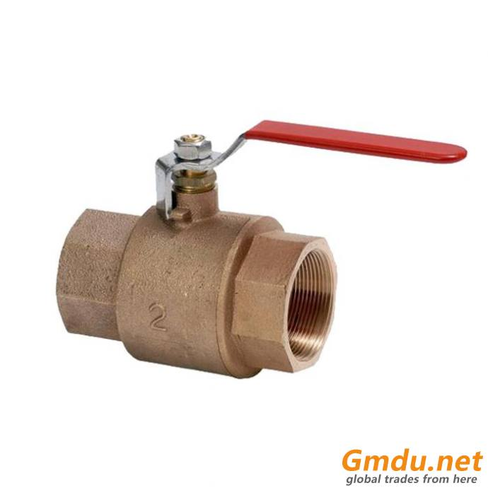 Ball Valve with Threaded Connection
