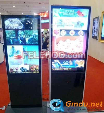 digital signage totem lcd advertising screen board