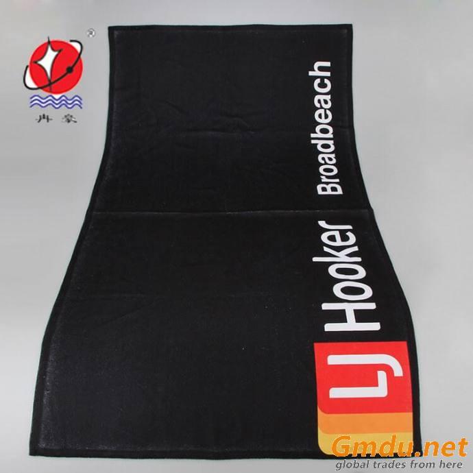 Cotton Microfiber Printed Towel