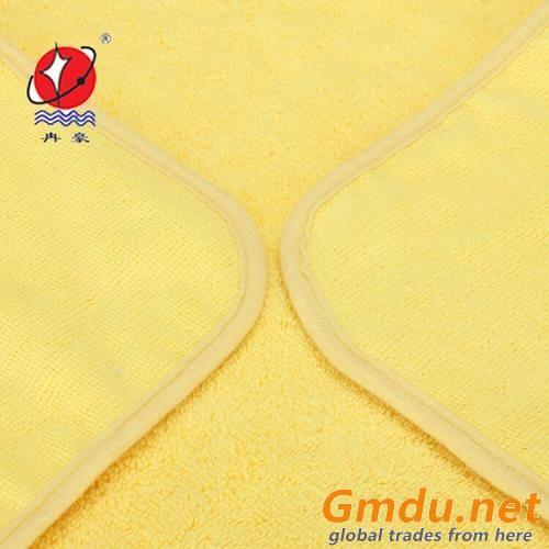 Plush Microfiber Car Wash Towel