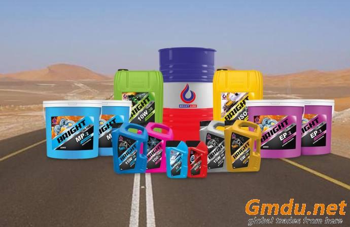 Full Range of Bright Lubricants