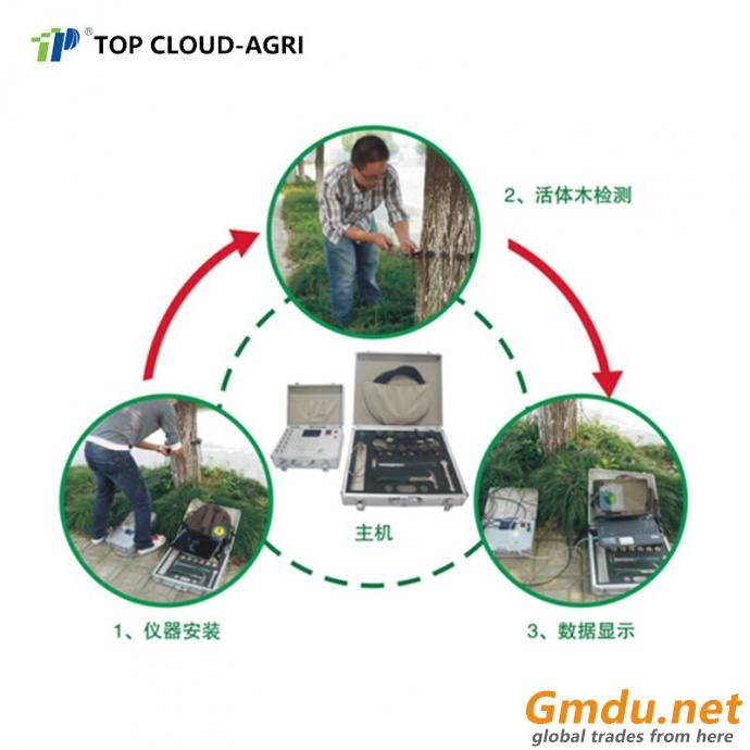 Tree Nondestructive Detector