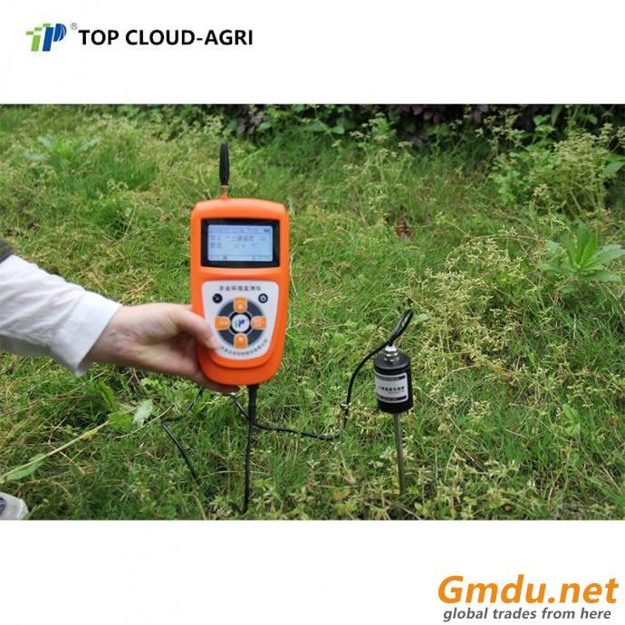 Hand-held Digital Soil temperature Meter
