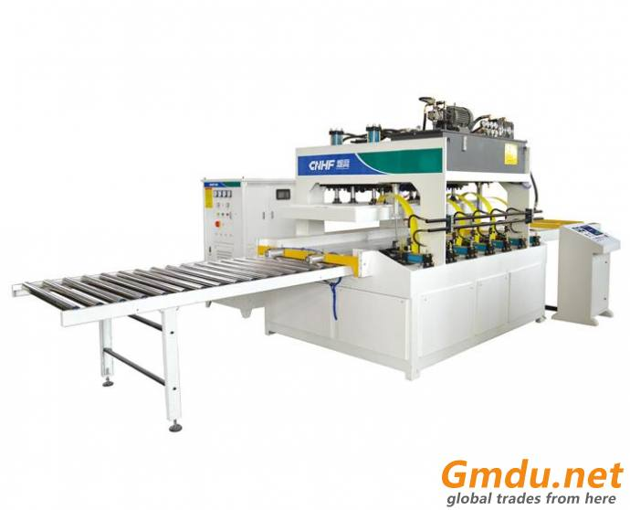 HF(RF) Vertically Lifting Joining Machine For Wooden Board (Push Type)