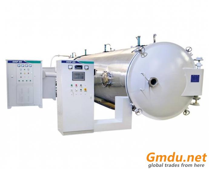 HF(RF) Vacuum Timber Dryer