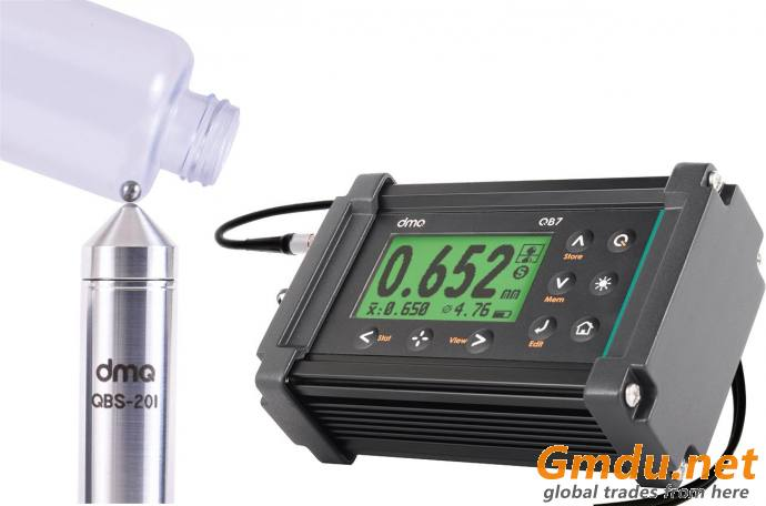 QB7 Series Hall Effect Thickness Gauges