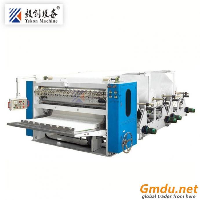 FTM-200/10T Folding Machine