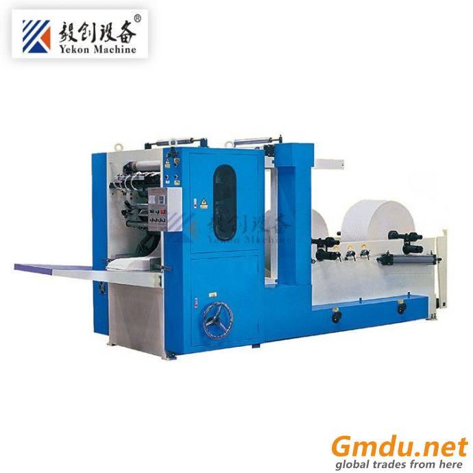 FTM-200/3T Facial Tissue Folding Machine
