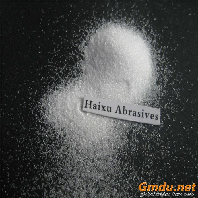 White fused alumina F16-220