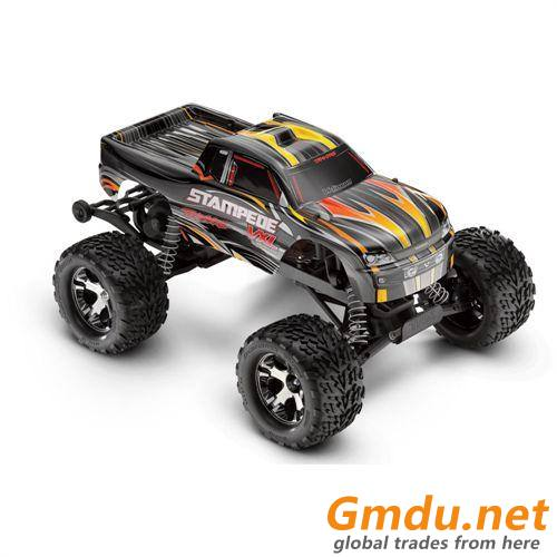Traxxas Stampede VXL 1/10 Electric Truck RTR 2.4GHz TRA3607