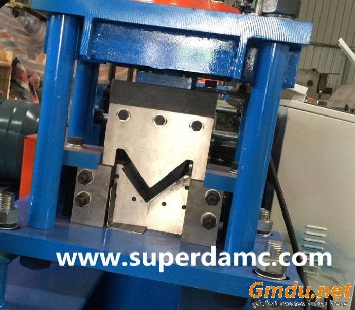 Corner Angle L Profiles Roll Forming Machine