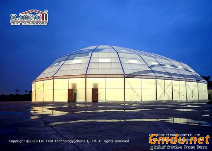 Outdoor Event Polygon Tent