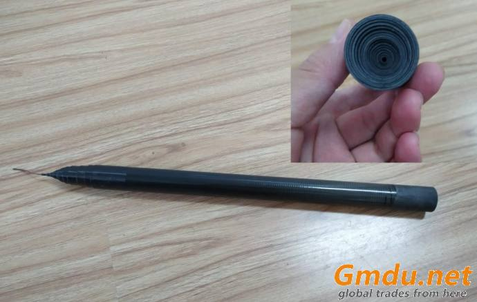 5.6 meter(18.24feet) carbon fiber telescopic mast pole light weight portable antenna mast