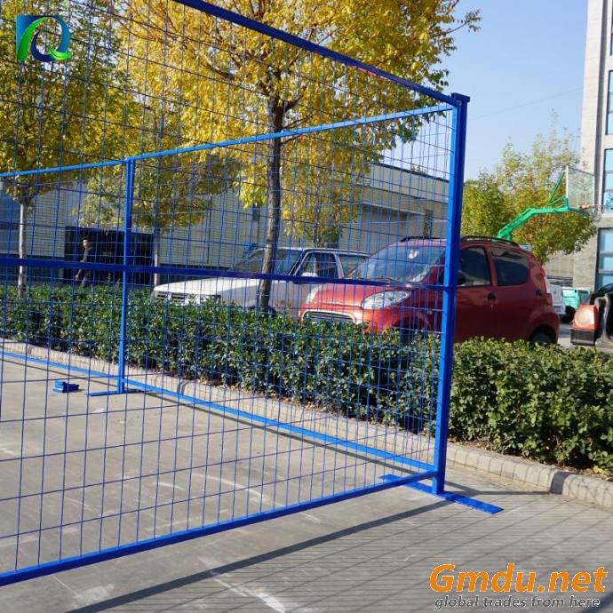 8ft X 12ft Canada Standard PVC Coated Temporary Fence Mesh Fence
