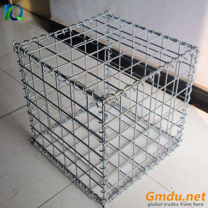 Galvanized Welded Gabion Retaining Walls Supplier