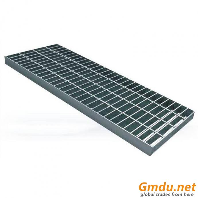 Hot Dipped Galvanized Platform Serrated Steel Grating