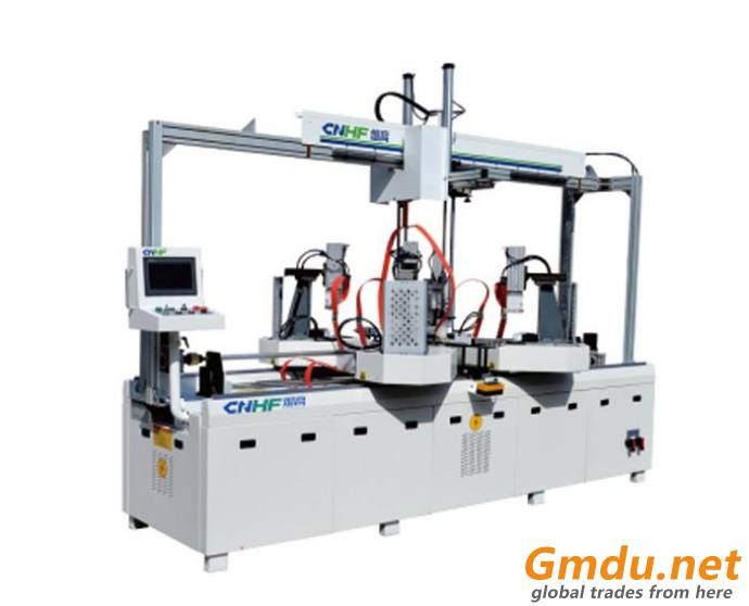 High Speed Wooden Frame Joining Machine