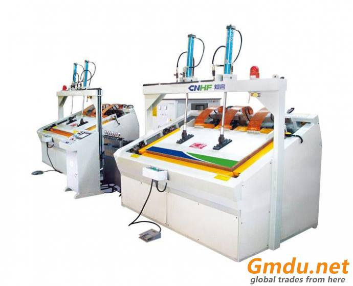 Mini Wooden Frame Joining Machine