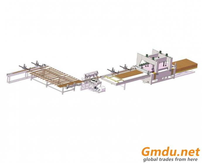 Integrated Board Joining Production Line