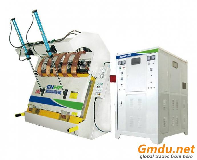 RF Thick Wooden Board Joining Machine